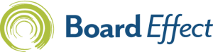 board effect logotype