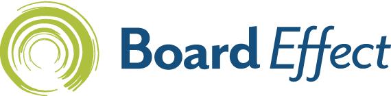board effect logotype